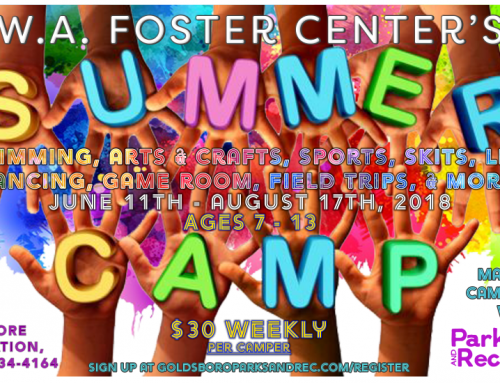 W.A. Foster Camp